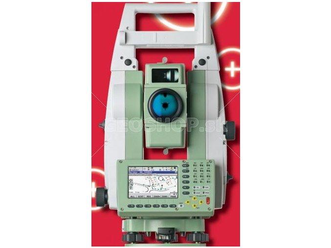 Robotická totálna stanica Leica TCP1205+