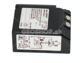 Repasovaná batéria GEB187